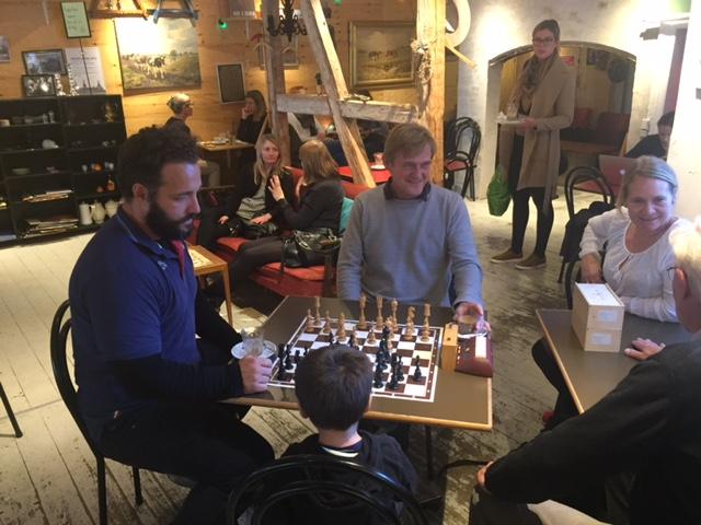 Hillerød skakklub